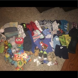 Other - HUGE Baby Boys Lot 3 mos- 18-24 mos!